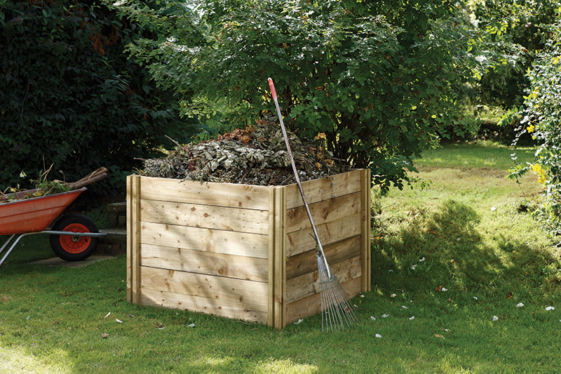 Forest Slot Down Compost Bin