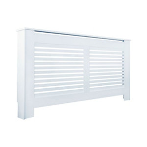 New suffolk Large White Radiator cover